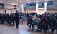 Macerata: la Legione Carabinieri Marche incontra i ragazzi dell'IIS Matteo Ricci