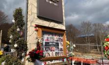 Tre anni dalla tragedia di Rigopiano: la cerimonia dei familiari delle vittime