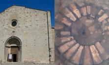 Cingoli, scoperta fossa di fusione della campana di S. Eusperanzio