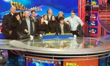 """Tolentino, gli studenti del """"Filelfo"""" in visita agli studi Mediaset grazie al Rotary"""