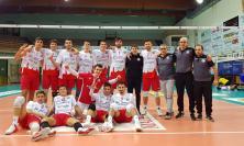 Bella prova della Banca Macerata in Serie C: battuta al tie-break la Frezzotti Trasporti