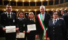 Giornata della Polizia locale delle Marche: riconoscimenti per il Comando di Recanati