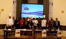 """Cingoli, grande successo dell'Istituto Varnelli con """"Vincisgrassi alla Maceratese"""" alla giornata nazionale degli istituti alberghieri"""