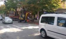 Macerata, lavori in viale Martiri della Libertà: cambia la viabilità dal 27 gennaio