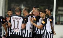 Ascoli, cambio di rotta: bianconeri a La Spezia per i playoff di Serie B