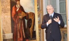 Macerata, Palazzo Buonaccorsi: ritratto di Padre Matteo Ricci di nuovo in mostra dopo il restauro