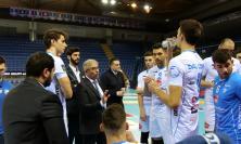 """Secondo posto solitario per la Goldenplast Civitanova, il coach Rosichini: """"Affrontiamo con serenità la pausa per la Coppa"""""""