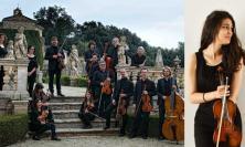 Recanati, Serate Musicali: il concerto inaugurale affidato alla virtuosa del violino Irenè Fiorito