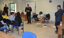 """Macerata, """"Cultura della Legalità"""":continuano gli incontri del progetto promosso dai Carabinieri"""
