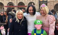 San Severino, Carnevale: esplosione di colori e festa per tutti in Piazza del Popolo (FOTO)