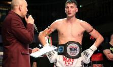 Muay Thai, il maceratese Angelo Bernardoni vince la prestigiosa cintura del Road to Thai Fight