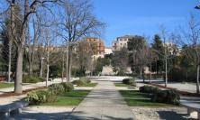 Perdita d'acqua nel laghetto dei Giardini Diaz: al via i lavori di manutenzione