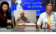 """Caldarola, il sindaco Giuseppetti protagonista a """"Un giorno da pecora"""" (VIDEO)"""