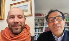 """""""A casa con i Teatri di Sanseverino"""":  per il terzo appuntamento interverrà lo scrittore Vito Mancuso"""