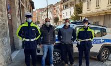 San Severino, la ditta Color Glo dona gratuitamente la sanificazione dei mezzi della Polizia Locale