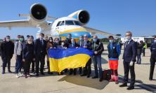 Coronavirus: giunti in Italia medici e infermieri ucraini, 17 lavoreranno nelle Marche