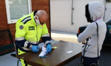 San Severino, buoni spesa: iniziata la distribuzione grazie ai volontari della Protezione Civile
