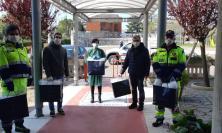 500 mascherine e 100 camici: Urbis Salvia e associazioni unite per fronteggiare l'emergenza
