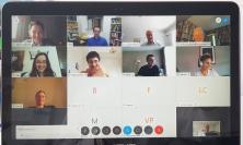 Dottorato internazionale Unicam e Università di Anversa: discussa la tesi finale on-line