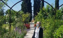 Recanati, primo giorno di riapertura dell'Orto sul Colle dell'Infinito: il 30 maggio tocca ai Musei