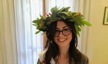 Macerata, Silvia Brachetta si laurea online e diventa dottoressa in lingue