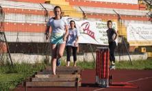 Macerata, atletica in festa: i giovani tornano ad allenarsi allo stadio Helvia Recina (FOTO)