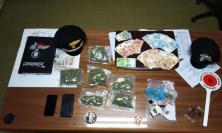 Montelupone, tre giovani in auto con la droga: uno di loro nascondeva 1600 euro nelle mutande