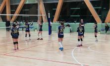 San Severino Volley, pallavolisti e pallavoliste tornano di nuovo ad allenarsi in totale sicurezza