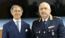 """Questura di Macerata, il Primo dirigente Andrea Innocenzi va in pensione: """"L'uomo delle istituzioni"""" (FOTO)"""