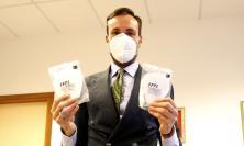 Macerata, mascherine donate al reparto Dialisi dell'Ospedale: la generosità dell'azienda CBF Balducci
