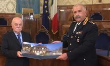 Macerata, il ringraziamento della Provincia al dirigente della Polizia Andrea Innocenzi