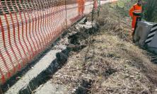 San Ginesio, frana sulla provinciale 126: lavori di risanamento per 220.000 euro