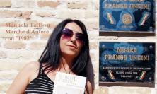 """Manuela Taffi nella raccolta """"Marche d'Autore"""" con il racconto """"1982"""", ispirato a Franco Uncini"""