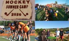 """Hockey Potenza Picena, grande successo per il summer camp che si conclude con """"Un ulivo per la vita"""" (FOTO)"""