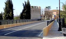 Tolentino, restyling del Ponte di via Nazionale e del Torrione di San Catervo: sabato il taglio del nastro