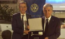 """Macerata, """"cambio della guardia"""" al Rotary Club: Stefano Cudini è il nuovo presidente per il 2020/21"""
