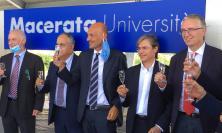 """Taglio del nastro per """"Macerata Università"""": la stazione ferroviaria dedicata agli studenti UNIMC"""