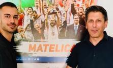 Arriva la prima conferma in casa del Matelica: Lorenzo Bordo ancora in biancorosso