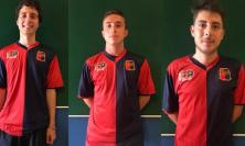 Civitanovese, tris di colpi in entrata: arrivano Daniele Frontini, Erwin Quatrini e Matteo Maggi