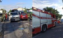 Tragico incidente a Montecassiano: muore un uomo, grave una ragazza