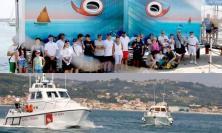 Civitanova, gita in barca per i ragazzi della colonia estiva nel rispetto delle norme anti-Covid
