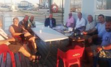 """Civitanova, il sindaco incontra gli operatori portuali: """"In primo piano il tema sicurezza"""""""