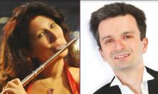 """Tolentino, le """"Armonie della sera"""" fanno tappa al Castello della Rancia: in concerto il duo Sello-Bacchetti"""