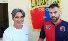 Calcio, il mercato della Civitanovese si scalda: preso il difensore Daniele Mozzoni