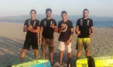 Club Vela Portocivitanova, giovani lasersisti e kiters in lizza per gli europei: al via le prime gare