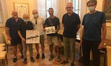 """Da Santa Maria Apparente al litorale in bici: """"Civitanova green life"""" dona il progetto al Comune"""