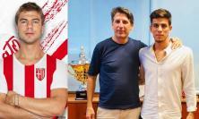 Doppia conferma in casa Matelica: restano in biancorosso il difensore Masini e l'attaccante Peroni