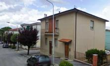 San Severino, post sisma: torna agibile una palazzina via Dante Alighieri