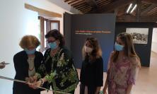 """""""Carlo Balelli e il lavoro nel primo Novecento"""": inaugurata all'Abbadia di Fiastra la mostra fotografica"""