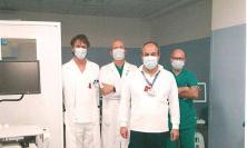 Macerata, radiografie a domicilio per eseguire esami a pazienti sospetti Covid